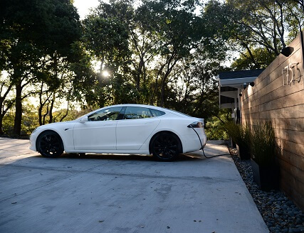 2040 Electric Car Announcement