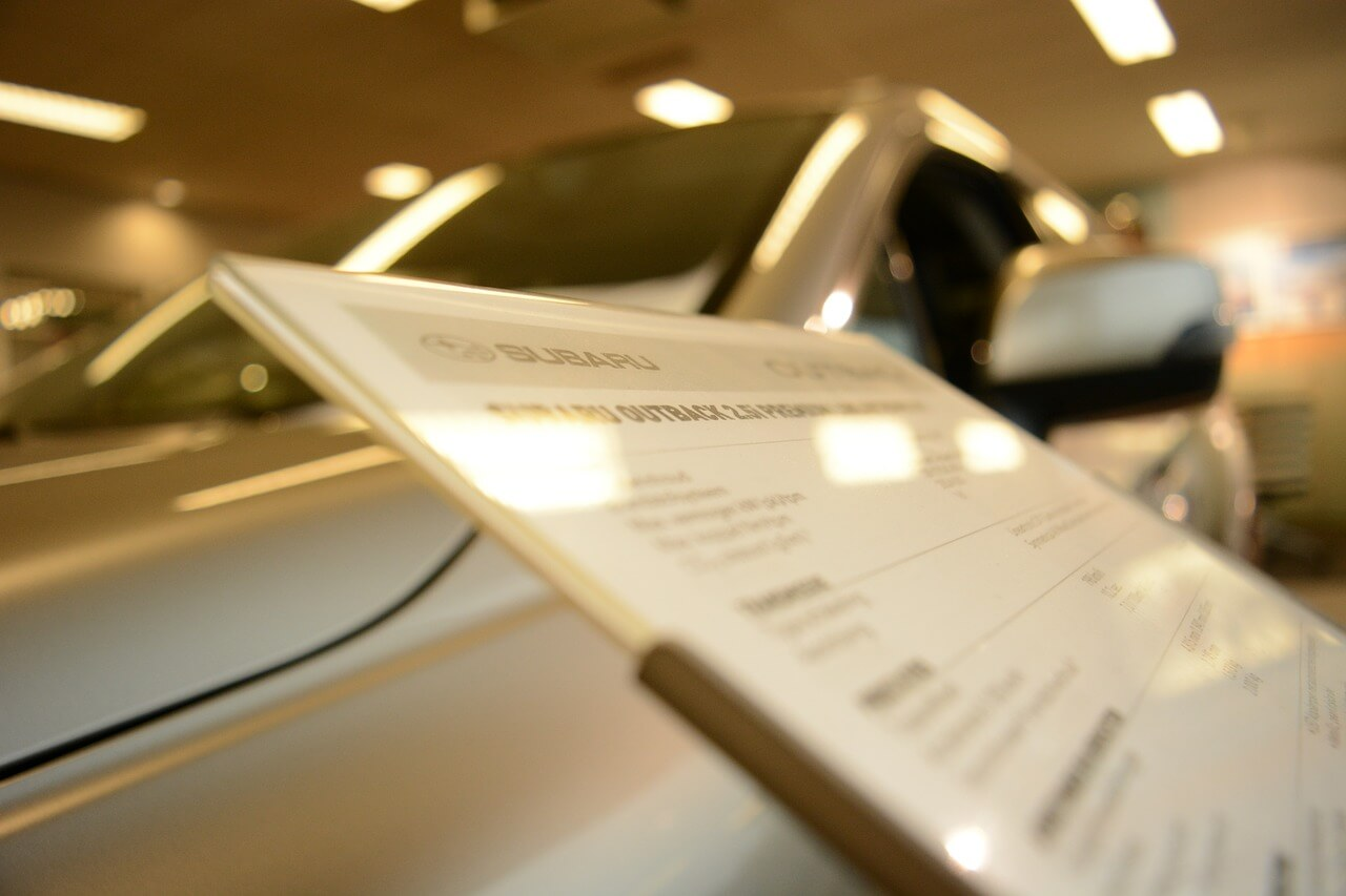 2nd hand car purchase considerations