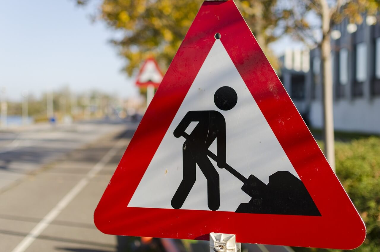 Motorway Roadworks Speed Limits